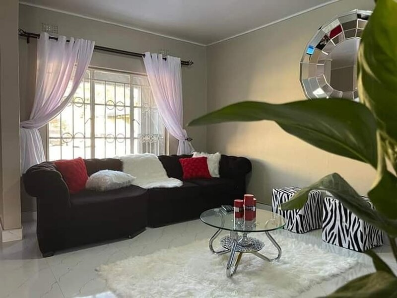 Spacious and harmonious 2 bedroomed apartment, vacation rental in Lusaka