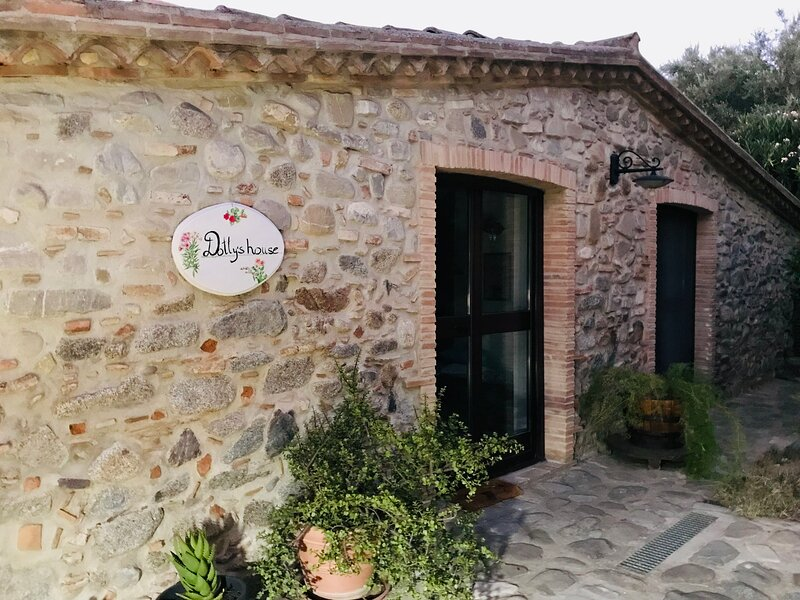 Dotty's house, holiday rental in Pietrapaola