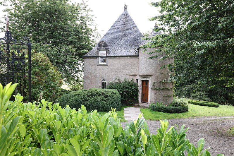 The North Lodge at Balcarres, holiday rental in Colinsburgh