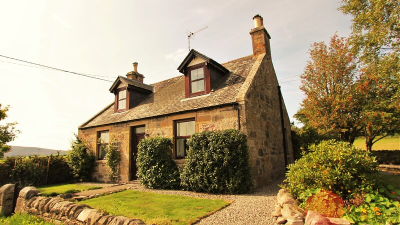 Grouse Cottage, Knockando, Moray, Scotland, holiday rental in Archiestown