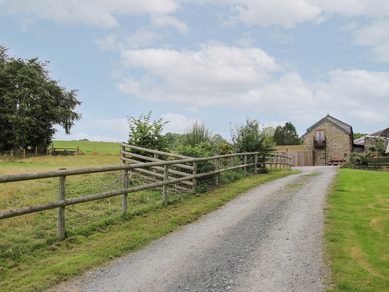 Meadow Barn, Aston On Clun, vakantiewoning in Craven Arms