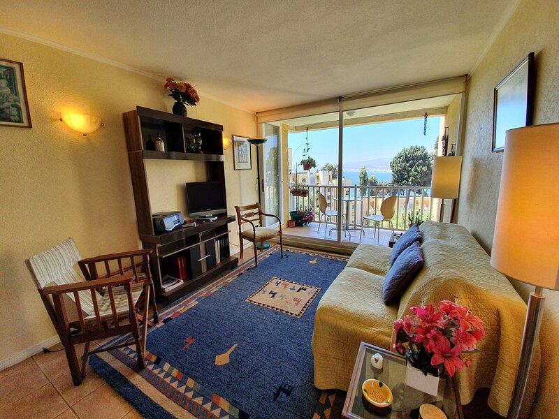 Oceana Suites Bahía Pelícanos ∙ Suite L71, vacation rental in Puchuncavi