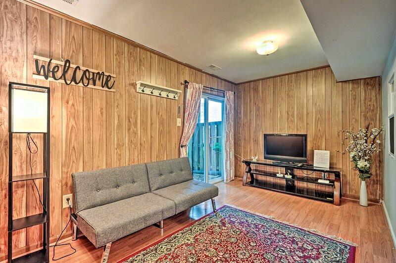 NEW! Simple Laurel Apartment in Quiet Neighborhood, alquiler vacacional en Gambrills