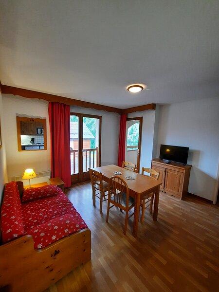 Appartement en plein coeur du Queyras, vacation rental in Chateau Ville Vieille