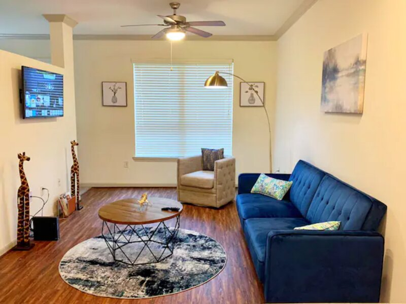 Modern Apartment Near Medical Center, Galleria & Downtown Houston, holiday rental in Brookside Village