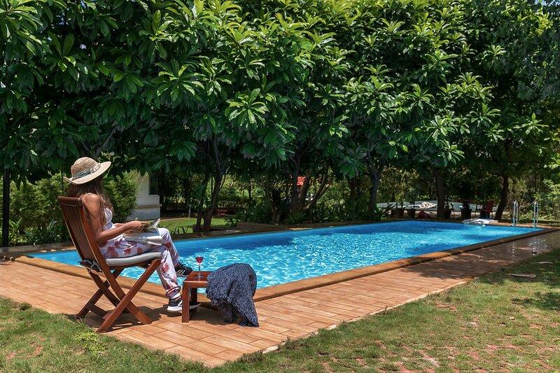 Nivaant Farms by Vista Rooms, alquiler vacacional en Wadawali