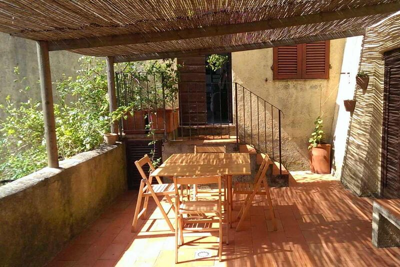 Blue House, holiday rental in La Campigliola