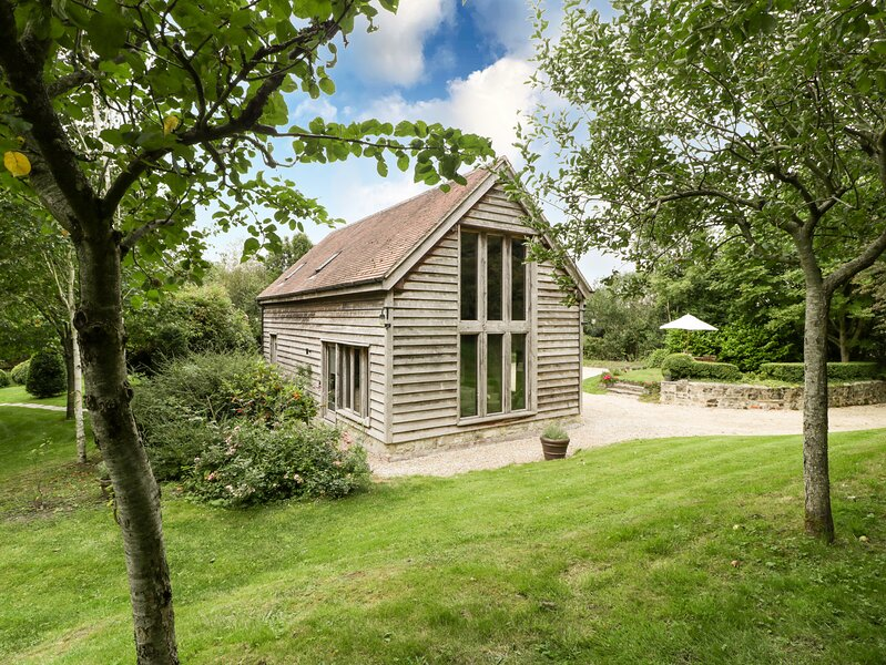 The Barn at Frog Pond Farm, Tisbury, vacation rental in East Knoyle