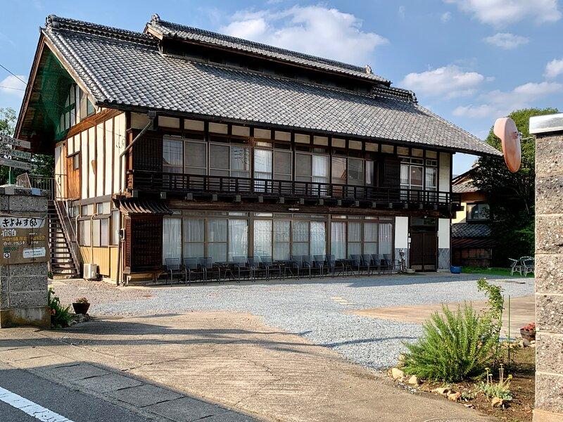 Kiyomizu House: Historical estate w/Japanese gardens, onsen & lake - Free BBQ, aluguéis de temporada em Kanto