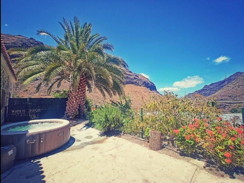 CASAS BLANCAS II - haven of peace - Starlight Tourist Destination, casa vacanza a La Aldea de San Nicolas de Tolentino