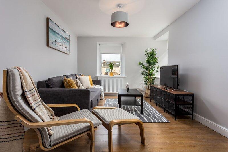 Shore View - Donnini Apartments, aluguéis de temporada em Prestwick