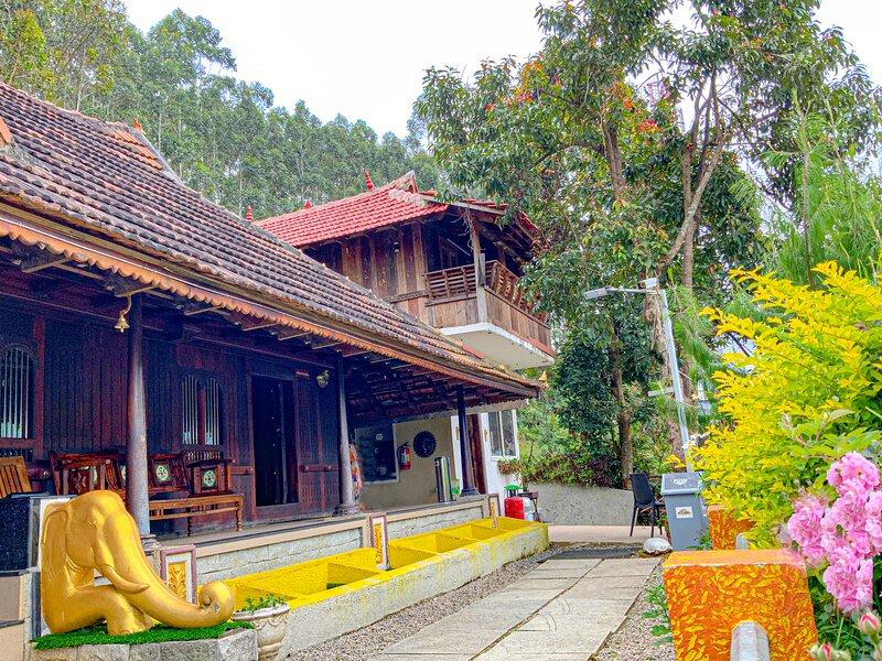 Castillo De Woods ,Vattavada,Munnar, holiday rental in Marayur