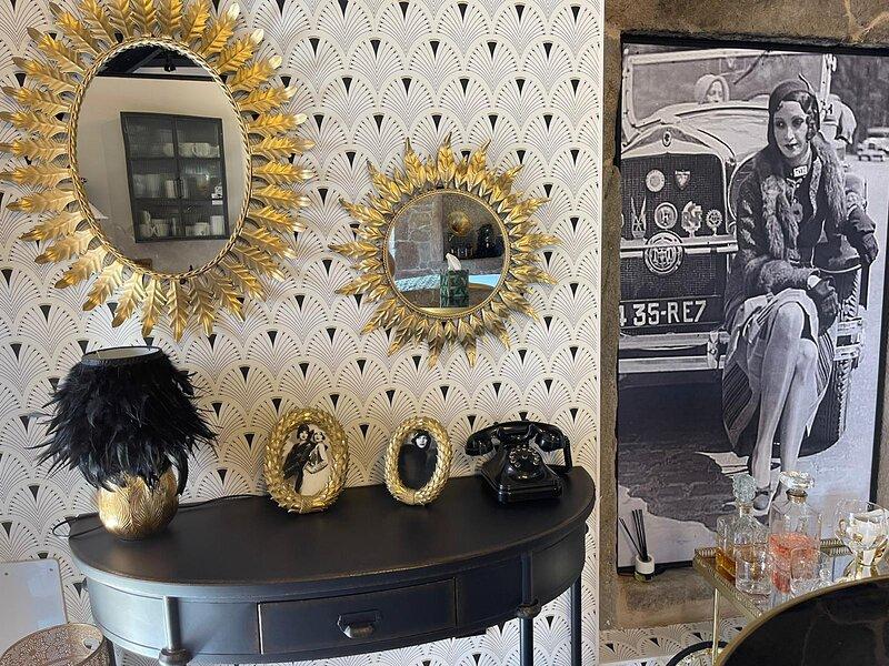 La Suite Años 20, holiday rental in Dumbria