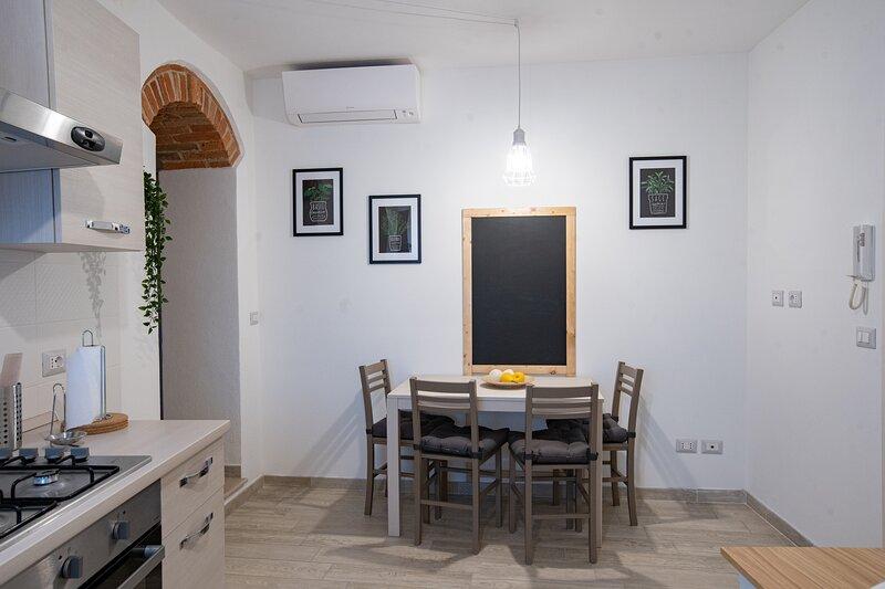 LE LOGGE CASA VACANZE - App.to ROSSO, aluguéis de temporada em Montepescali