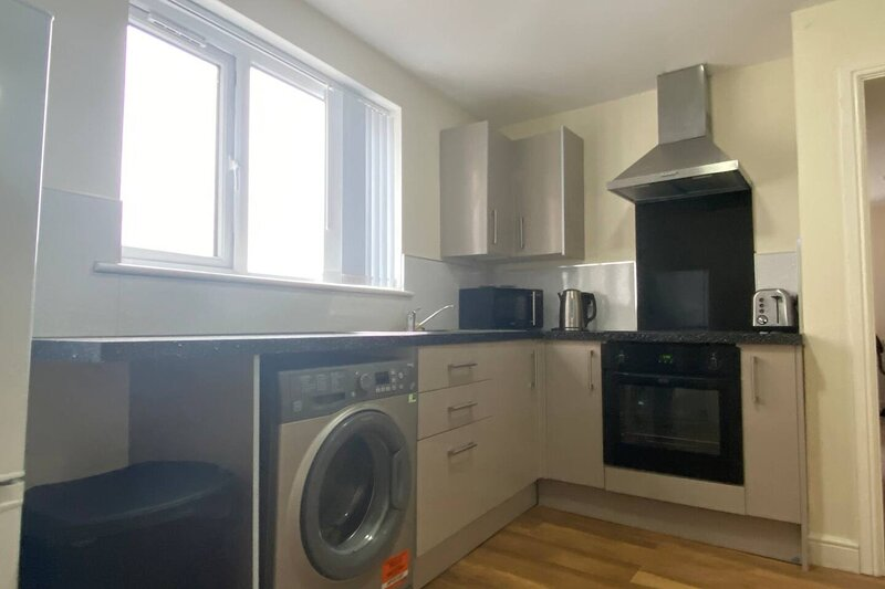 Impeccable 1-Bed Apartment in Stockton-on-Tees, vacation rental in Stockton-on-Tees