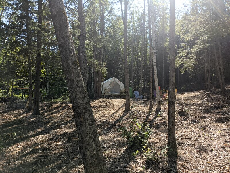 Tentrr Signature Site - Switchback *butterhillhideaway, holiday rental in Chatham