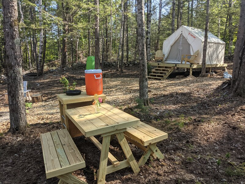 Tentrr Signature Site - Sunnyside *butterhillhideaway, holiday rental in Chatham