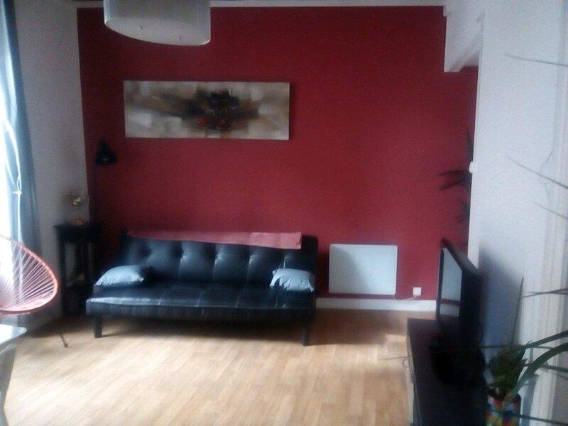 Pounette, appartement T3, 5 minutes à pieds du centre et des thermes, holiday rental in Luxeuil-les-Bains