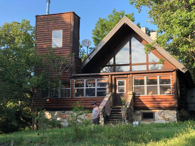 Lover's Leap Chalet, holiday rental in Harrison