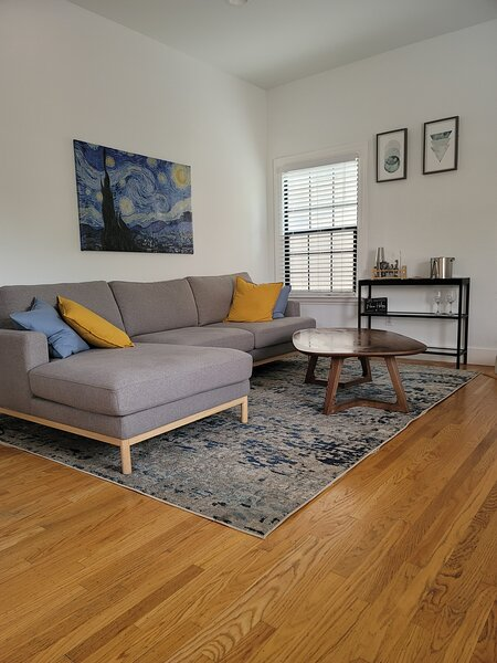 2nd Unit Artis Haven Near Hospitals, holiday rental in Emeryville