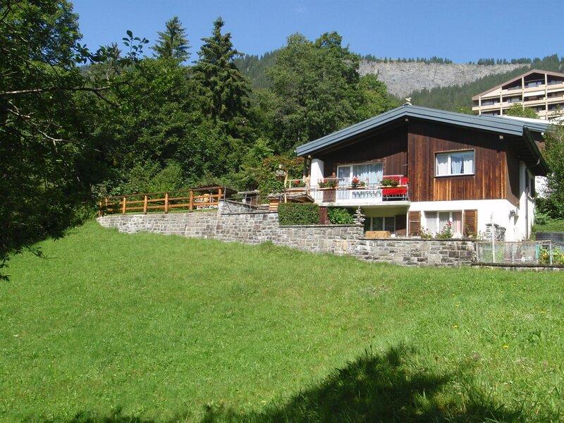 Schwalbe, aluguéis de temporada em Kandersteg