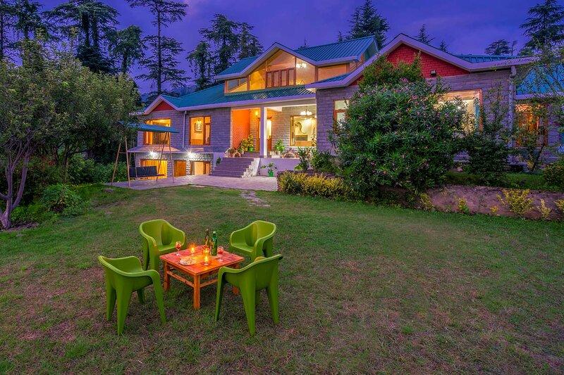 The Half House by Vista Rooms, aluguéis de temporada em Naldehra