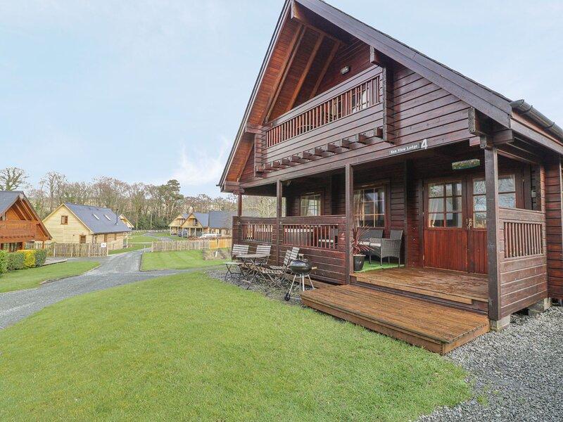Sun View Lodge, aluguéis de temporada em Llanbedr