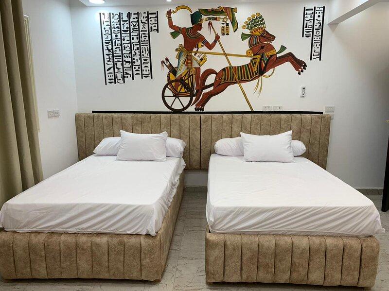 King tut hostel, vacation rental in 6th of October City