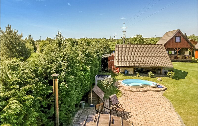 Amazing home in Kolczewo with WiFi and 2 Bedrooms (PPO778), holiday rental in Miedzyzdroje