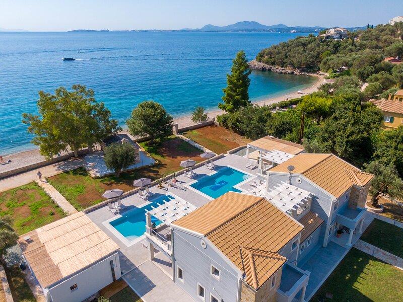 Barbati Beachfront - Villas Apaghio / Agistri, vacation rental in Barbati