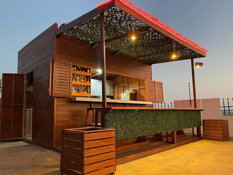 Charming 2-Bed Villa in Kokrobite, holiday rental in Kokrobite