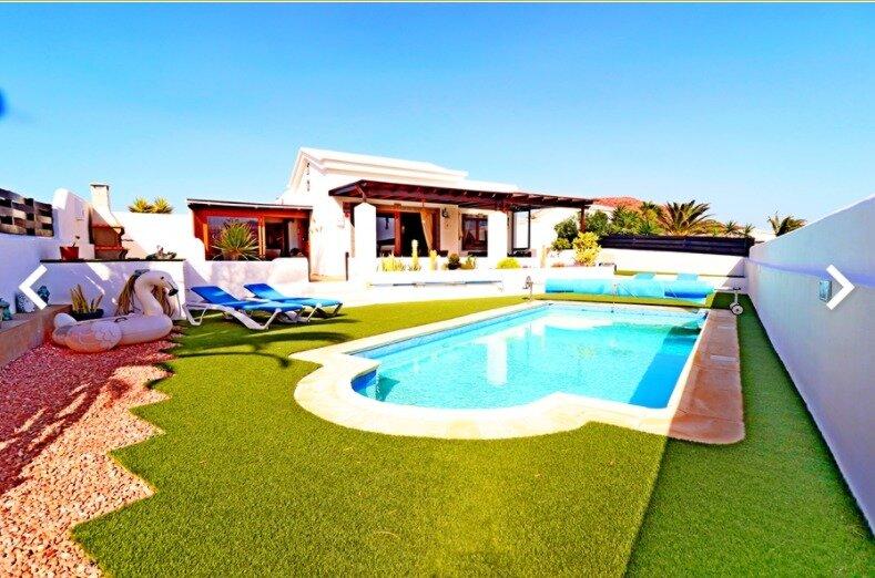 Casa Eilmar, alquiler de vacaciones en Lanzarote