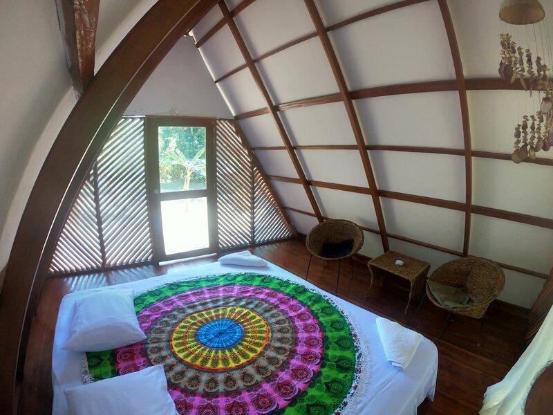 Bungalow Jasayma Tayrona, holiday rental in Buritaca