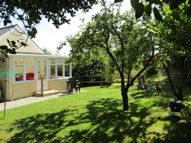 Orchard's End,Idyllic Location,Nr Perranporth,Garden,BBQ,Parking, alquiler de vacaciones en Perranporth