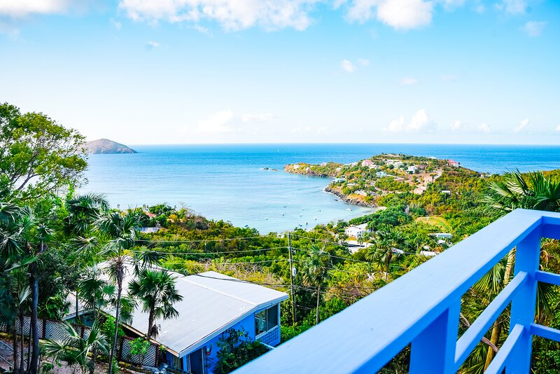 Two Tickets To Paradise Cottage, location de vacances à Charlotte Amalie