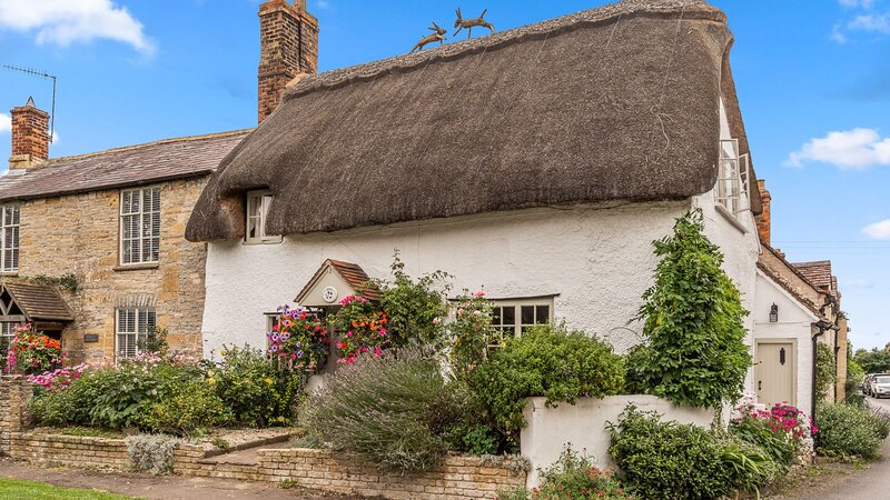 Rose Cottage, Bretforton - sleeps 5 guests  in 3 bedrooms, holiday rental in Wickhamford
