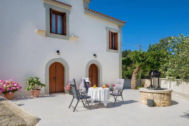 Panethimos House, holiday rental in Kakopetros