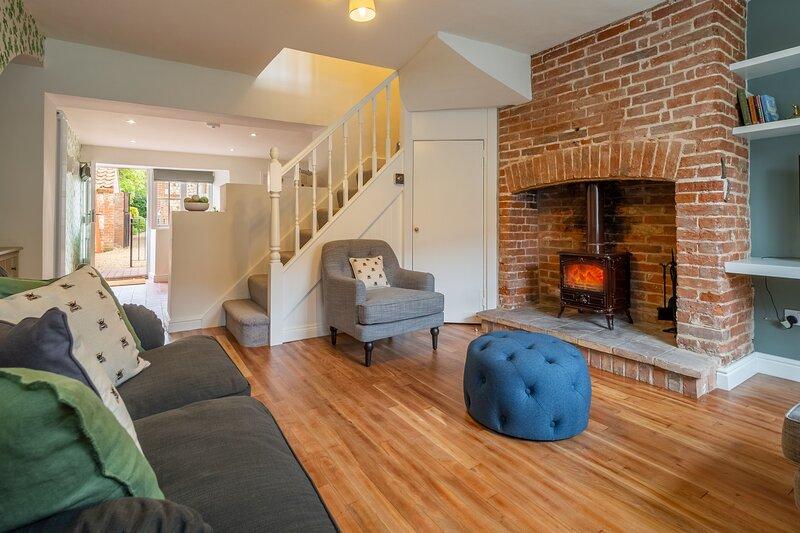 Ivy Cottage (BM), holiday rental in Burnham Thorpe