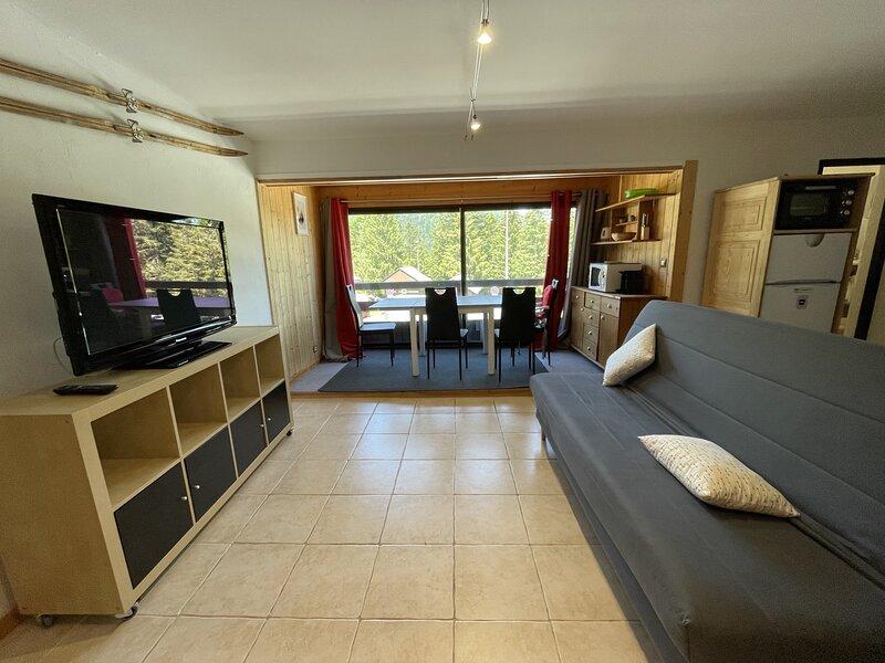 Appartement Buron des gardes, holiday rental in Le Lioran