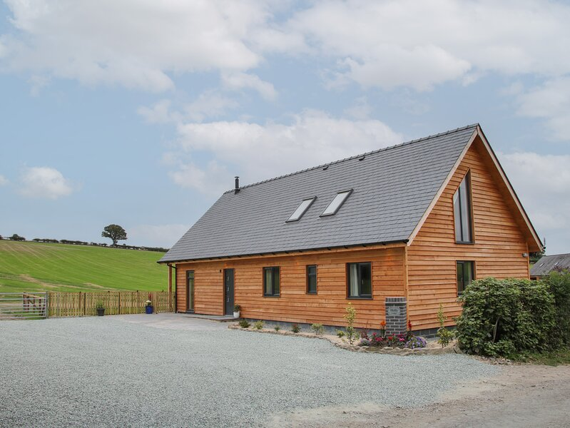 Holly Lodge, Montgomery, holiday rental in Chirbury