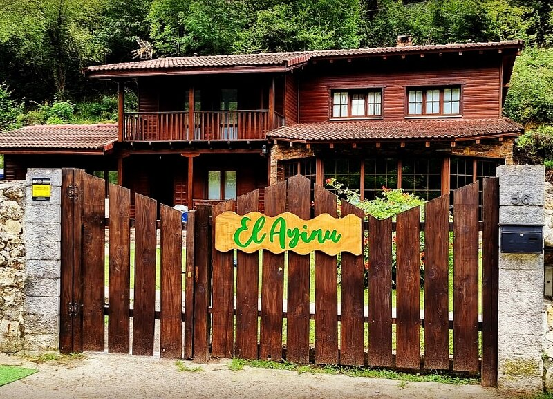 El Ayinu, vacation rental in Berodia