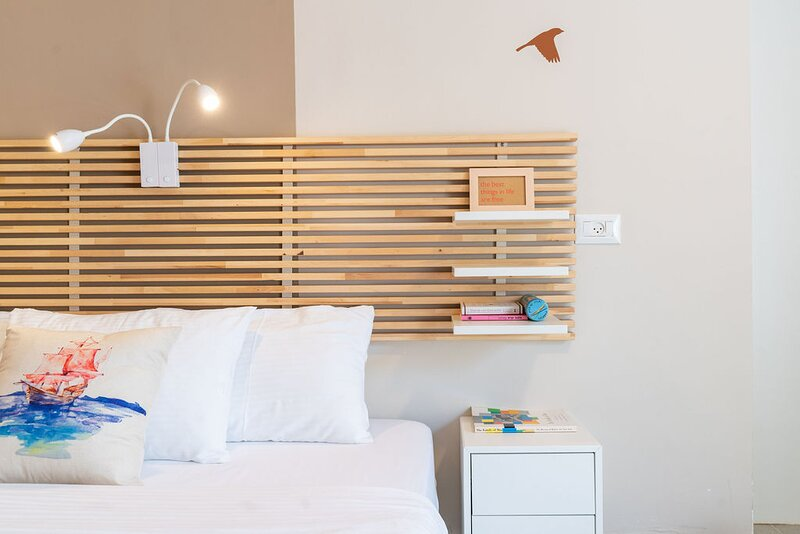 Deluxe Achziv Beach Apartment in Nahariya, vacation rental in Nahariya
