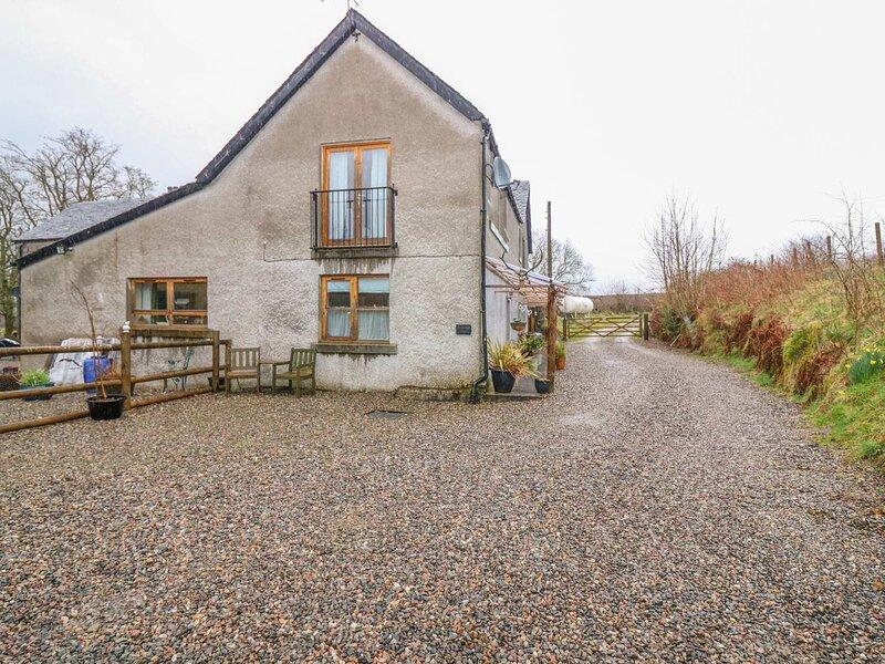 Drimnatorran Farm Lodge, Strontian, holiday rental in Strontian