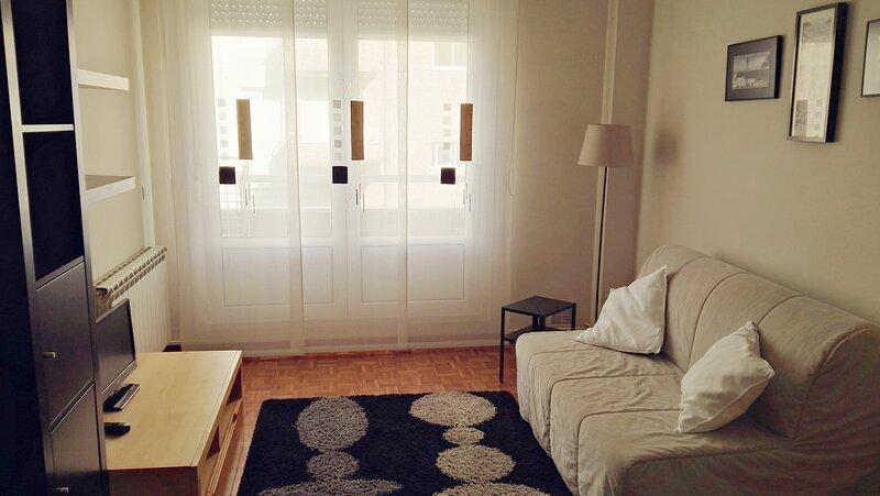 Alquiler Apartamento Ribadesella Playa 'P'Amusquis', vacation rental in Ribadesella