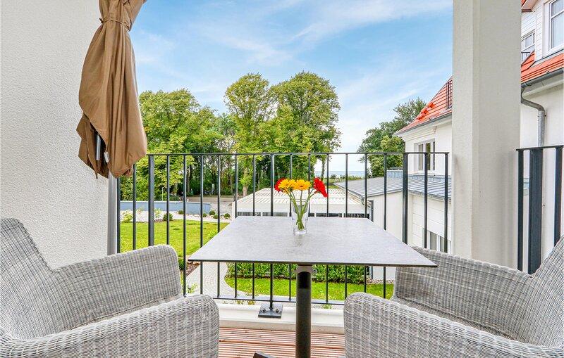 Stunning apartment in Ostseebad Boltenhagen with Sauna, WiFi and 1 Bedrooms (DMK, holiday rental in Tarnewitz