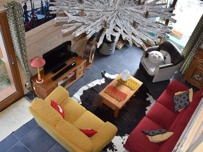 Joli chalet très cosy, location de vacances à Pralognan-la-Vanoise