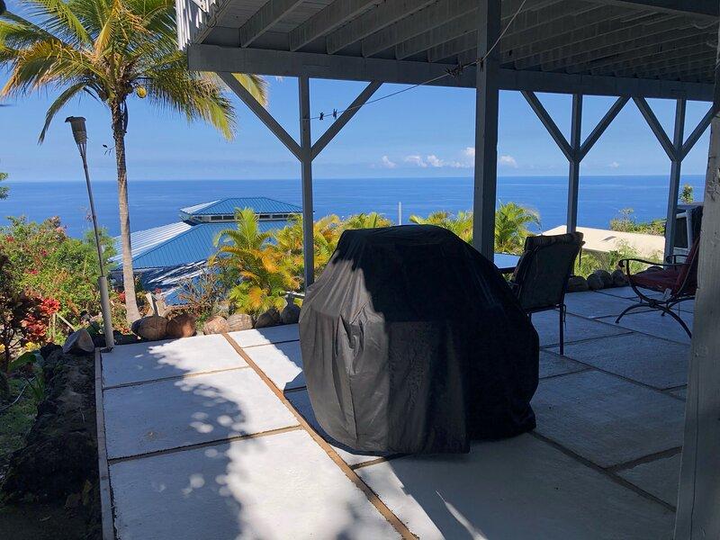 South Kona Studio, 2 mins from beach, location de vacances à Honaunau
