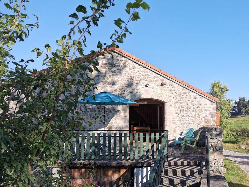 L'Orée des Sapins, holiday rental in Grazac