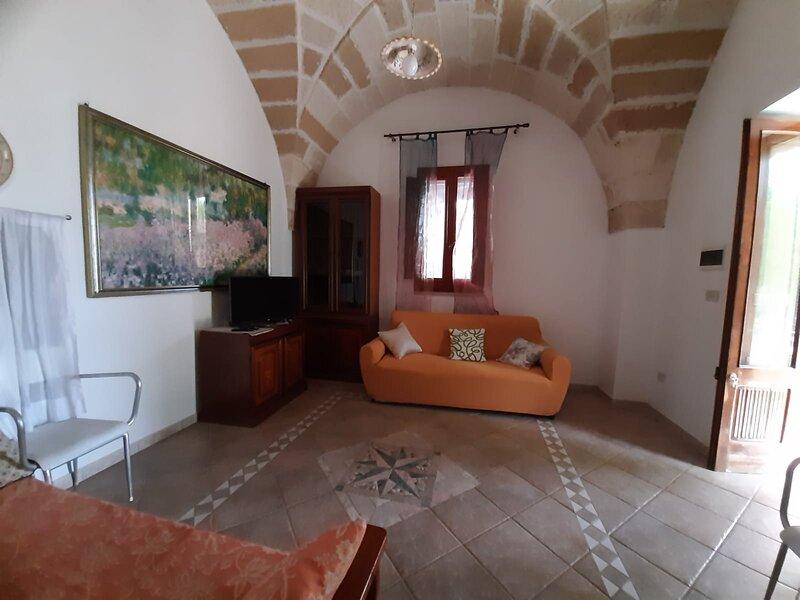 Casa vacanza nel cuore del Salento., holiday rental in Depressa