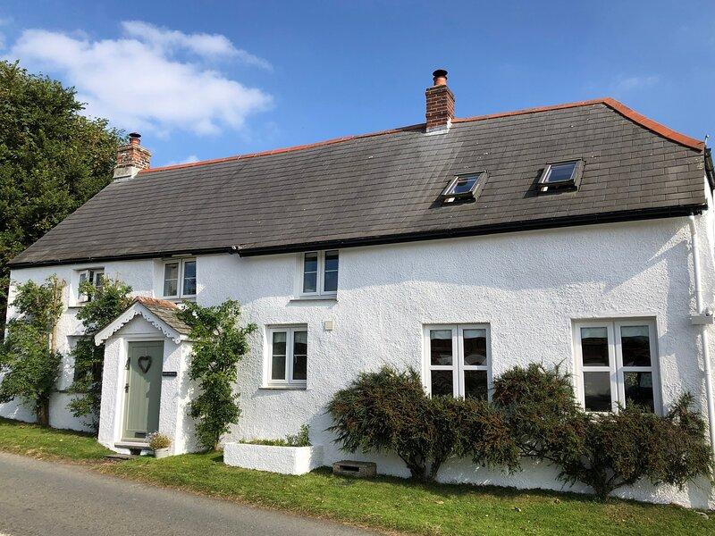 Elm Cottage, Kilkhampton, holiday rental in Morwenstow